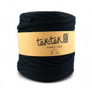Tek-Tek pólófonal fekete anyagában kockás