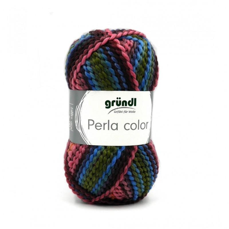 PPerla Color kék-zöld-rózsaszín-lila 17