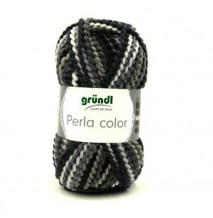 Perla Color fekete-szürke 22.