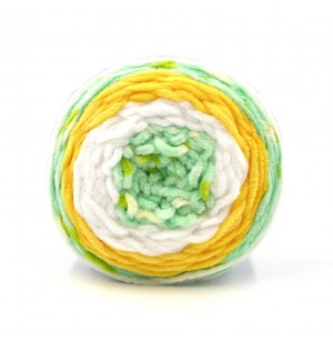 Candy sárga-zöld-fehér 03