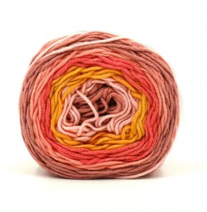Rolly Soft rózsaszín-sárga árnyalataiban 08