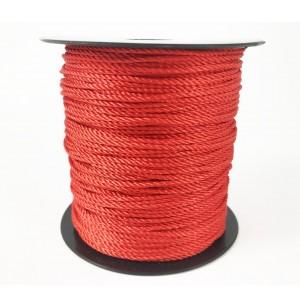 Cordino Swan Twister piros