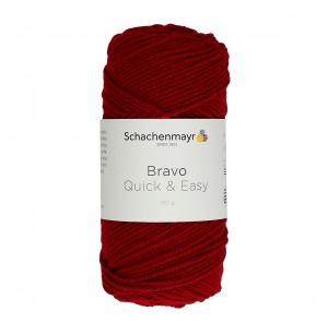 Bravo Quick & Easy borvörös 8222