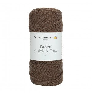 Bravo Quick & Easy barna 8197