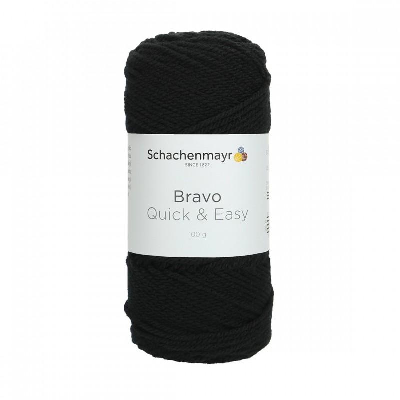 Bravo Quick & Easy fekete 8226