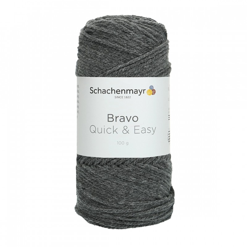 Bravo Quick & Easy szürke 8319