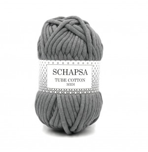 Schapsa Tube Cotton szürke