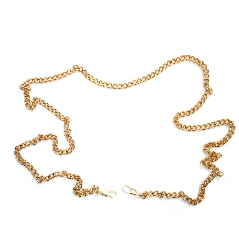 Táskalánc - arany 110 cm