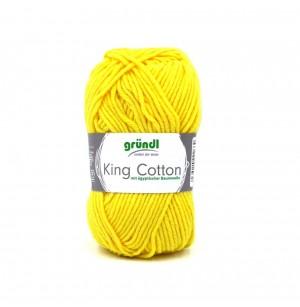 King Cotton sárga