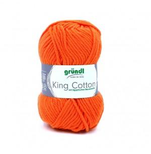 King Cotton narancs