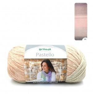 Pastello 04 bézs-barack-padlizsán