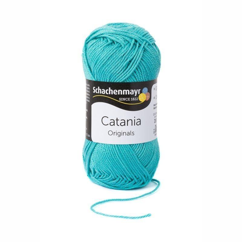 Catania jáde