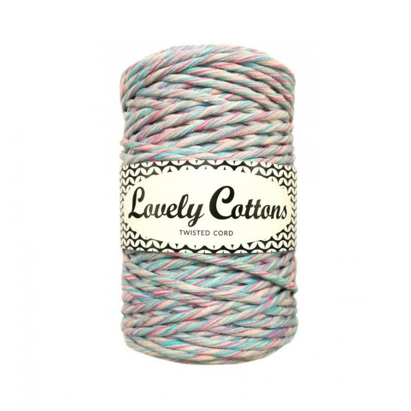 Twisted Cord pastel color