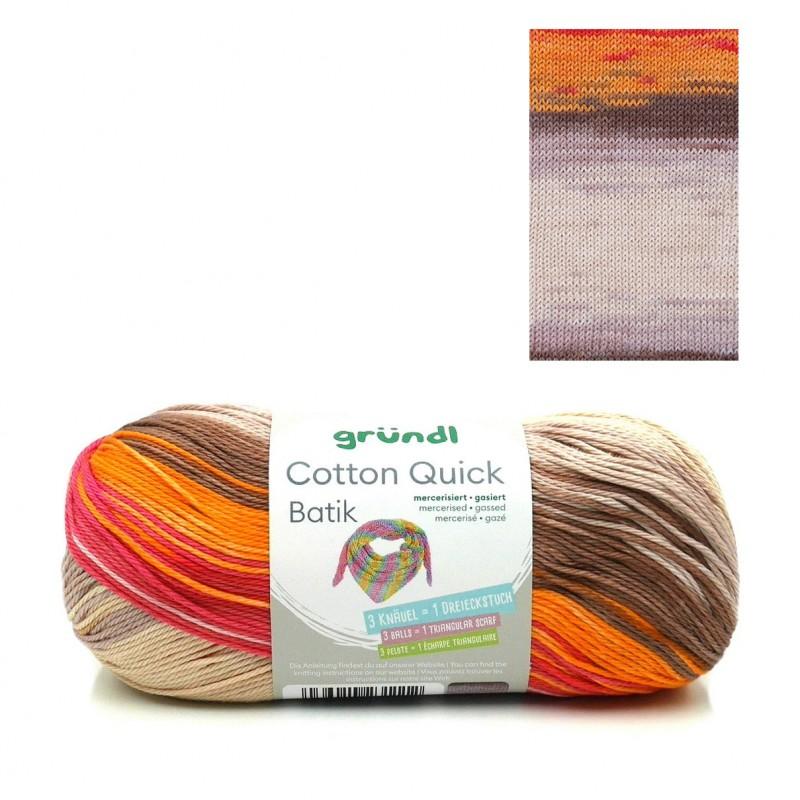 Cotton Quick Batik 07