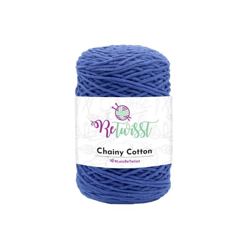 Chainy Cotton királykék