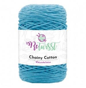 Chainy Cotton türkiz
