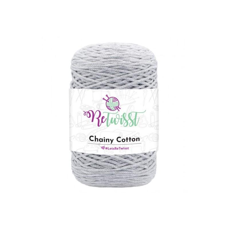 Chainy Cotton világosszürke