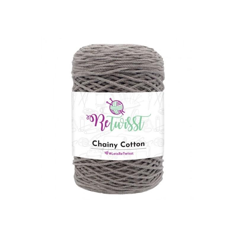 Chainy Cotton sötétbézs