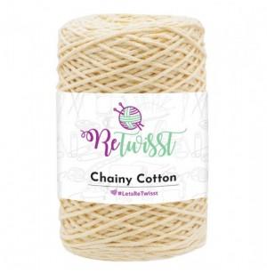 Chainy Cotton halványsárga
