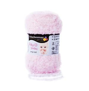 Lenja Soft rózsaszín babafonal