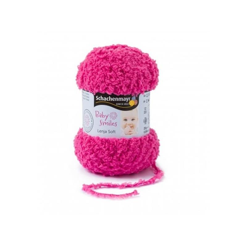 Lenja Soft rózsaszín