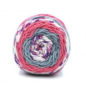 Lolly Pop 19 pink-szürke-fehér-lila