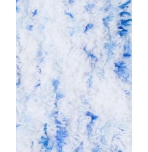 Lenja Soft fehér-kék