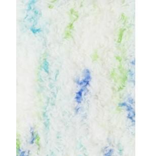 Lenja Soft fehér-kék-zöld