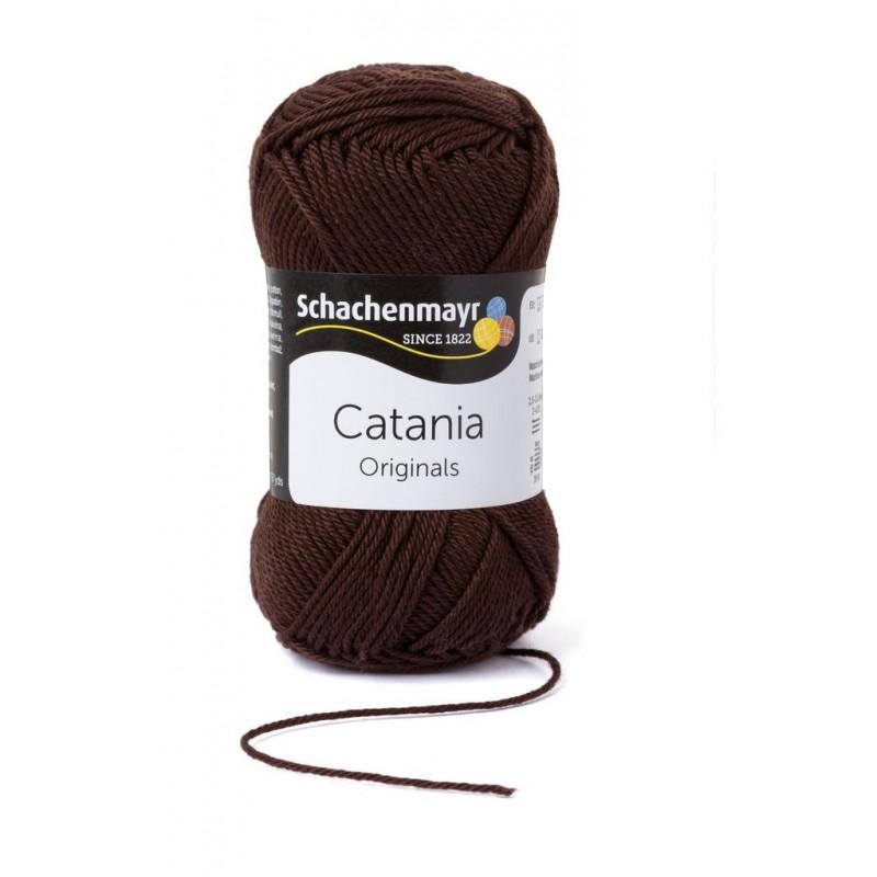 Catania sötétbarna
