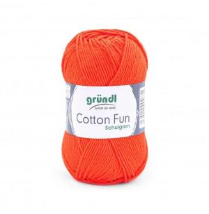 Cotton Fun narancs 18