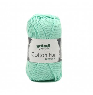 Cotton Fun menta 34