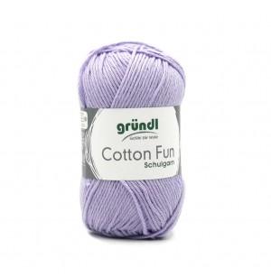 Cotton Fun világos lila 35