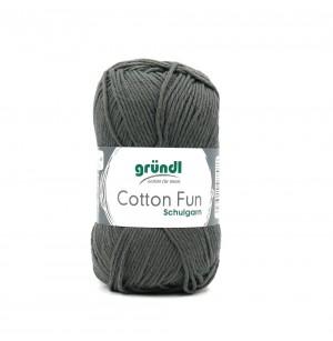 Cotton Fun sötétszürke 25