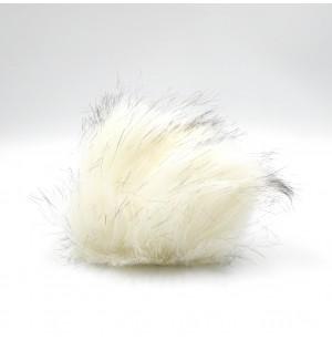 Fehér pompon ø12 cm