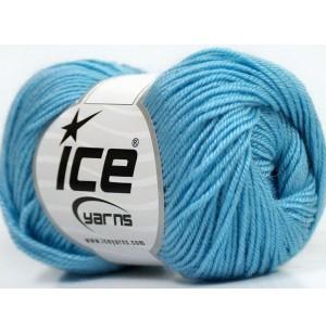 Baby Merino Deluxe kék 35573